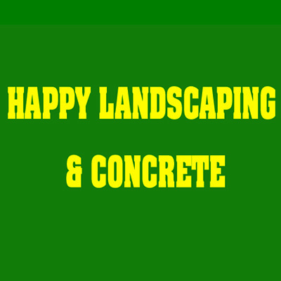 Happy Landscaping & Concrete screenshot