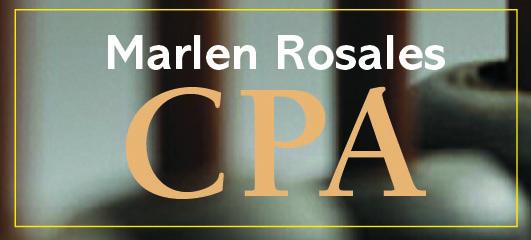 Marlen Rosales, CPA screenshot